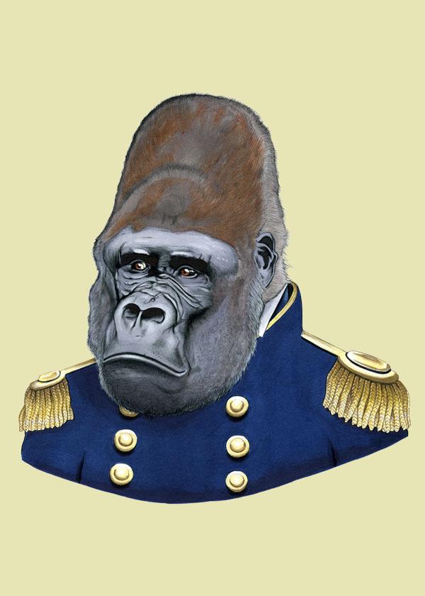 Gorilla5x7