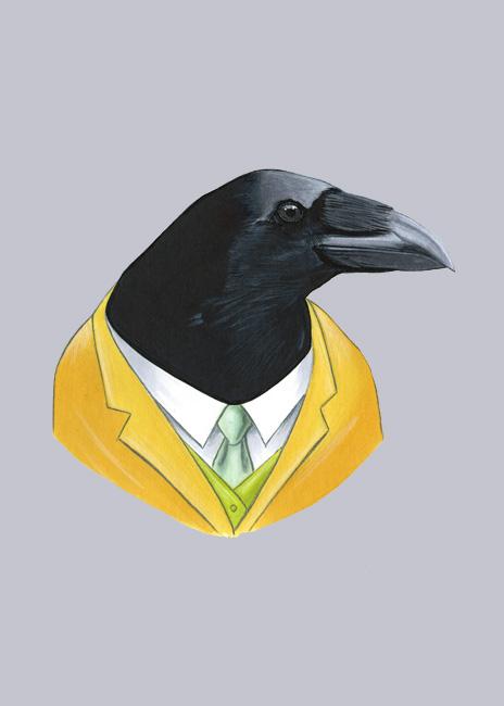 Raven5x7
