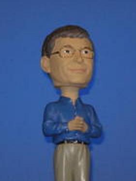 Scary Bill Gates