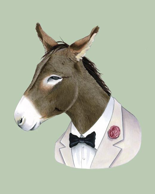 Donkey8x10