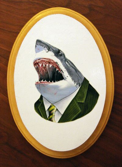 Sharkplaque