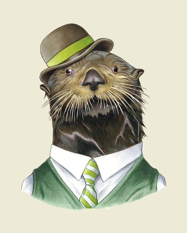 Otter8x10