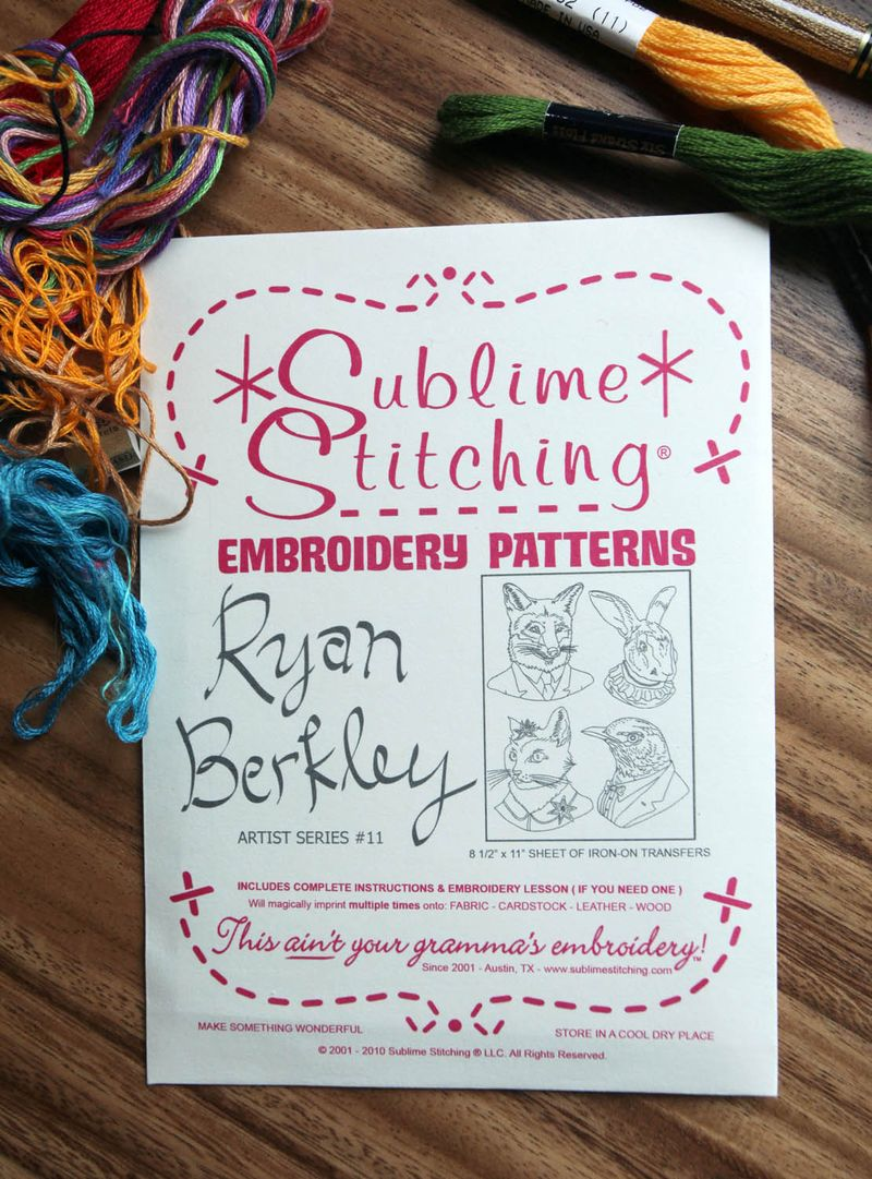 Sublimestitchingpattern