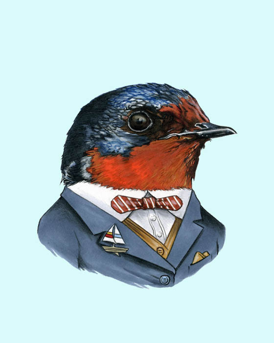 Swallow8x10